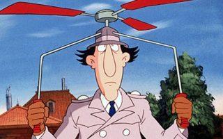 Inspector Gadget Theme Song