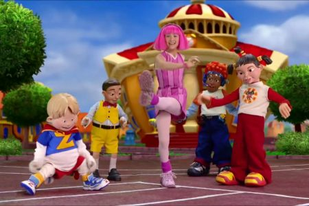 Lazy Town Theme Song