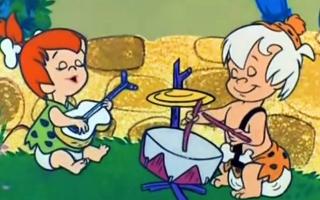 Pebbles And Bamm Bamm Theme Song