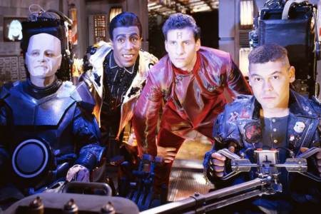 Red Dwarf Theme Song