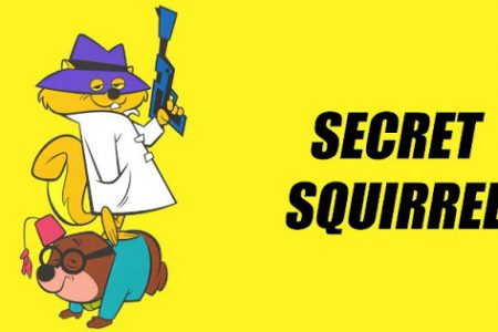 Secret Squirrel Theme Song