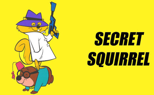 Secret Squirrel Theme Song