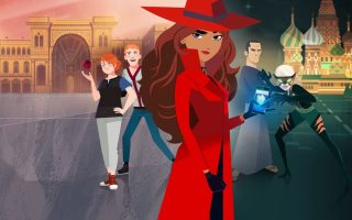 Where In The World Is Carmen Sandiego Theme Song