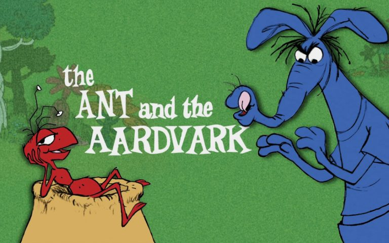 The Ant And The Aardvark Theme Song